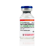 Practi-Bacteriostatic Sodium Chloride 0.9%™ 20 mL (for training) 460SC